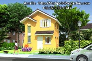 Amelia, Avidaland Antipolo